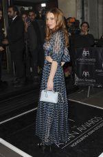 LINDSAY LOHAN Arrives at Asian Awards in London 04/08/2016