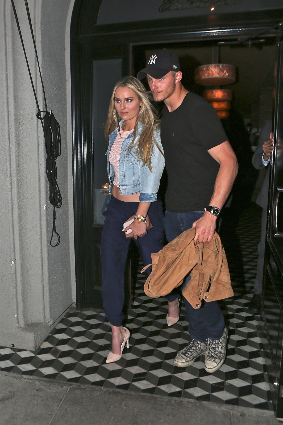 Lindsey Vonn Leaves Craigs Restaurant In West Hollywood 04