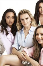 LITTLE MIX in Cosmopolitan Magazine, May 2016 Issue