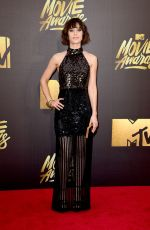 LIZZY CAPLAN at 2016 MTV Movie Awards in Burbank 04/09/2016