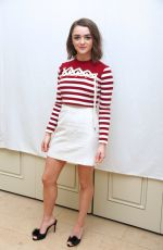 MAISIE WILLIAMS at Game of Thrones, Season 6 Photocall in Los Angeles 04/11/2016