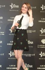MAISIE WILLIAMS at Game of Thrones, Season 6 Press Cconference in Tokyo 04/19/2016