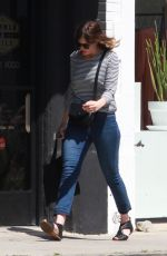 MANDY MORE Out and About in Los Angeles 04/04/2016