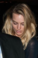 MARGOT ROBBIE at LAX Airport in Los Angeles 04/14/2016