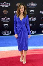 MARIA MENOUNOS at Captain America: Civil War Premiere in Los Angeles 04/12/2016