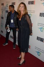 MARIA SHRIVER at Annenberg Space for Photography Presents Refugee in Century City 04/21/2016