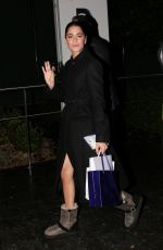 MARTINA STOESSEL Leaves Mandarin Oriental Hotel in Paris 04/25/2016
