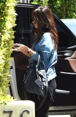 MEGAN FOX Arrives at a Gym in West Hollywood 04/15/2016