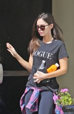 MEGAN FOX at Sweet Butter Cafe in Studio City 03/02/2016