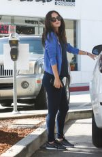 MEGAN FOX Out and About in Los Angeles 04/14/2016