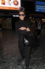 MEGAN MCKENNA at Euston Station in London 04/29/2016