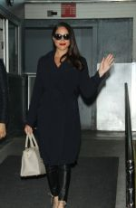 MEGHAN MARKLE at AOL Studio in New York 03/17/2016