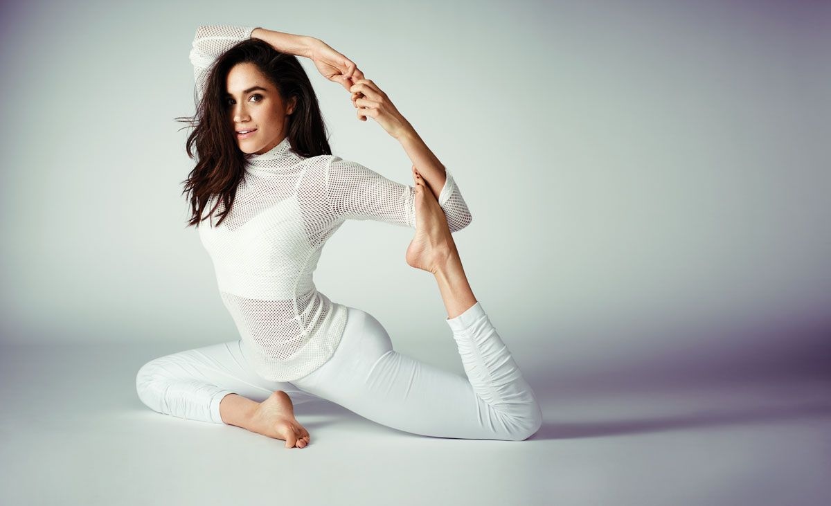 MEGHAN MARKLE in Best Health Magazine - HawtCelebs - HawtCelebs