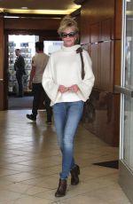 MELANIE GRIFFITH Leaves Ebaldi in Beverly Hills 03/31/2016