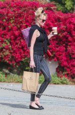 MELANIE GRIFFITH Leaves Yoga Class in Hollywood 03/20/2016
