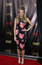MELISSA ORDWAY at 2016 Daytime Emmy Awards Nominees Reception in Hollywood 04/27/2016