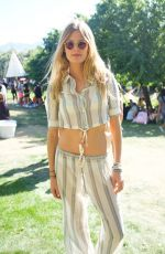 MIHALIK ENIKO and CONSTANCE JABLONSKI at 2016 Coachella Valley Music and Arts Festival in Indio 04/15/2016