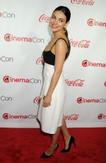 MILA KUNIS at Cinemacon Big Acreen Achievement Awards in Las Vegas 04/14/2016