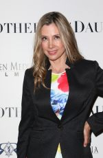 MIRA SORVINO at 'Mothers and Daughters' Premiere in Los Angeles 04/28/2016
