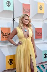 MIRANDA LAMBERT at 51st Annual ACM Awards in Las Vegas 04/03/2016
