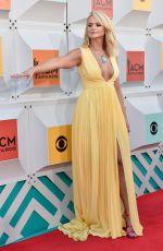 MIRANDA LAMBERT at 51st Annual ACM Awards in Las Vegas 04/03/2016
