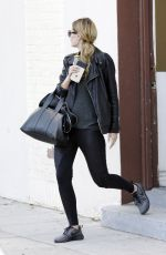 MISCHA BARTON Leaves Dancing with the Stars Rehearsals in Hollywood 03/30/2016
