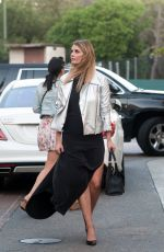 MISCHA BARTON Out and About in Los Angeles 04/25/2016