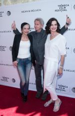 NANA VISITOR and TERRY FARRELL at