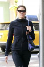NANCY SHEVELL Out and About in Nnew york - april 19, 2016