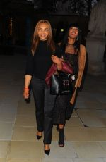 NAOMI CAMPBELL Leaves Taschen Store in London 04/19/2016