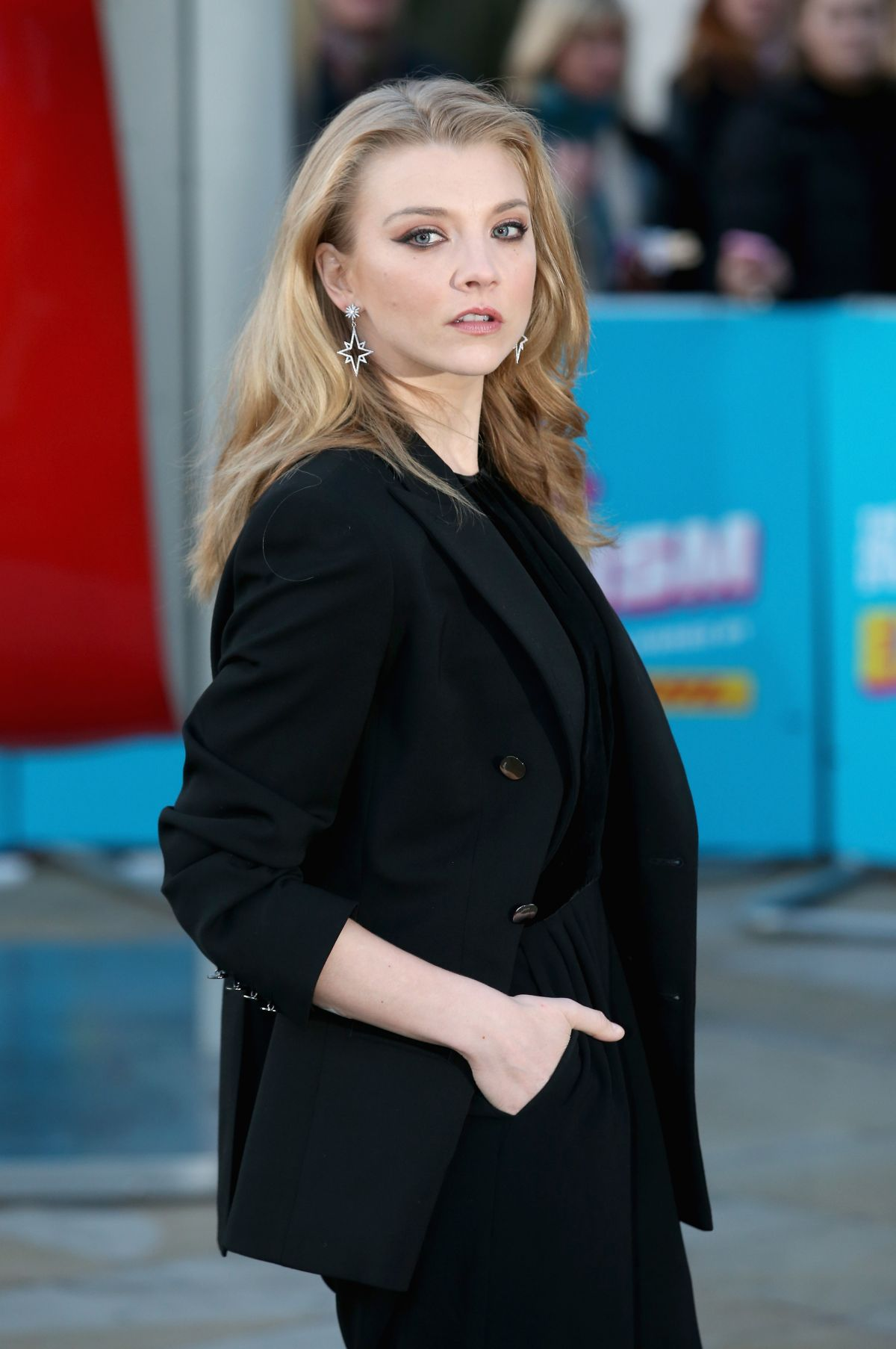 NATALIE DORMER at The Rolling Stones Exhibitionism in London 04/04/2016