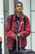 NEELAM GILL at St. Pancras Station in London 04/23/2016