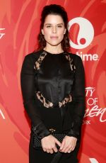 NEVE CAMPBELL at Variety