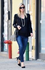 NICKY HILTON Out in New York 04/27/2016