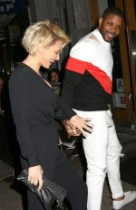 NICKY WHELAN at K Rico South American Steakhouse in New York 04/19/2016