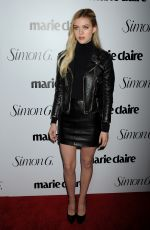 NICOLA PELTZ at Marie Claire Hosts Fresh Faces Party in Los Angeles 04/11/2016
