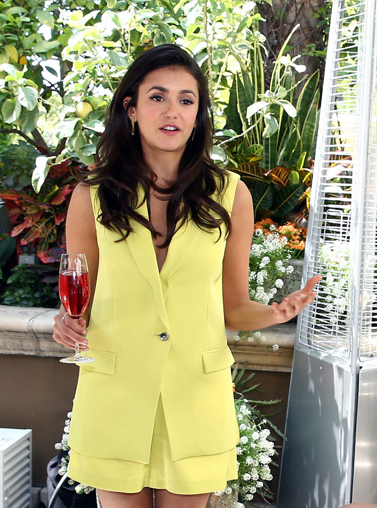 NINA DOBREV at Ciroc Empowered Brunch in West Hollywood 04/12/2016