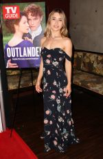 OLASYA RULIN at TV Guide Magazine & Starz Celebration of Outlander in West Hollywood 03/30/2016
