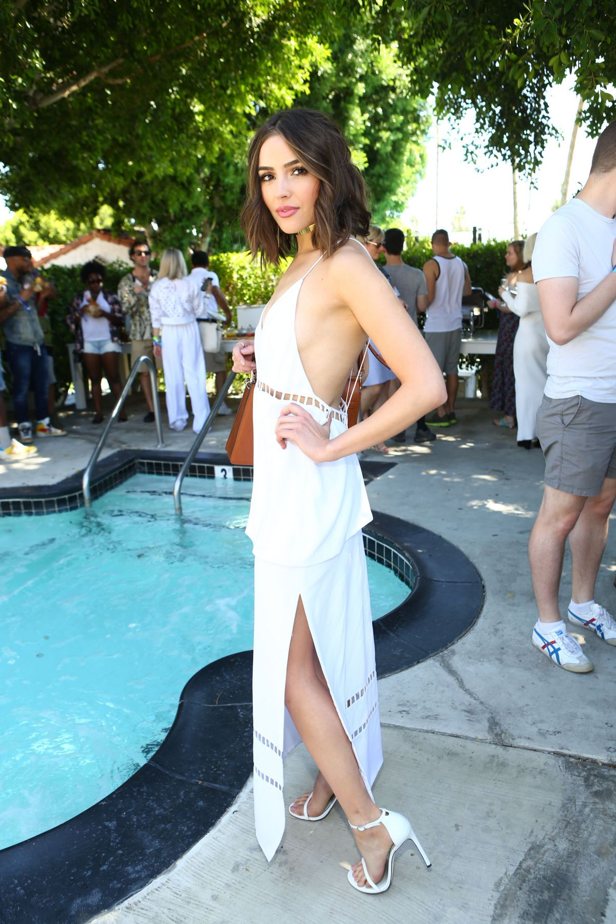 OLIVIA CULPO at cfda and Popsugar Brunch in Thermal 04/16/2016