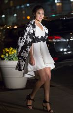 OLIVIA CULPO Night Out in New York 04/08/2016