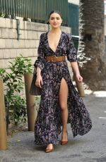 OLIVIA CULPO Out and About in Los Angeles 04/01/2016