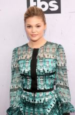 OLIVIA HOLT at iHeartRadio Music Awards in Los Angeles 04/03/2016