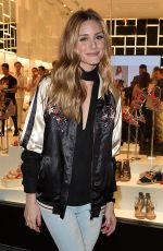 OLIVIA PALERMO at Schutz Shoes Event in Beverly Hills 04/21/2016