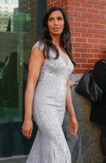 PADMA LAKSHMI Leaves Her Apartment in New York 04/19/2016
