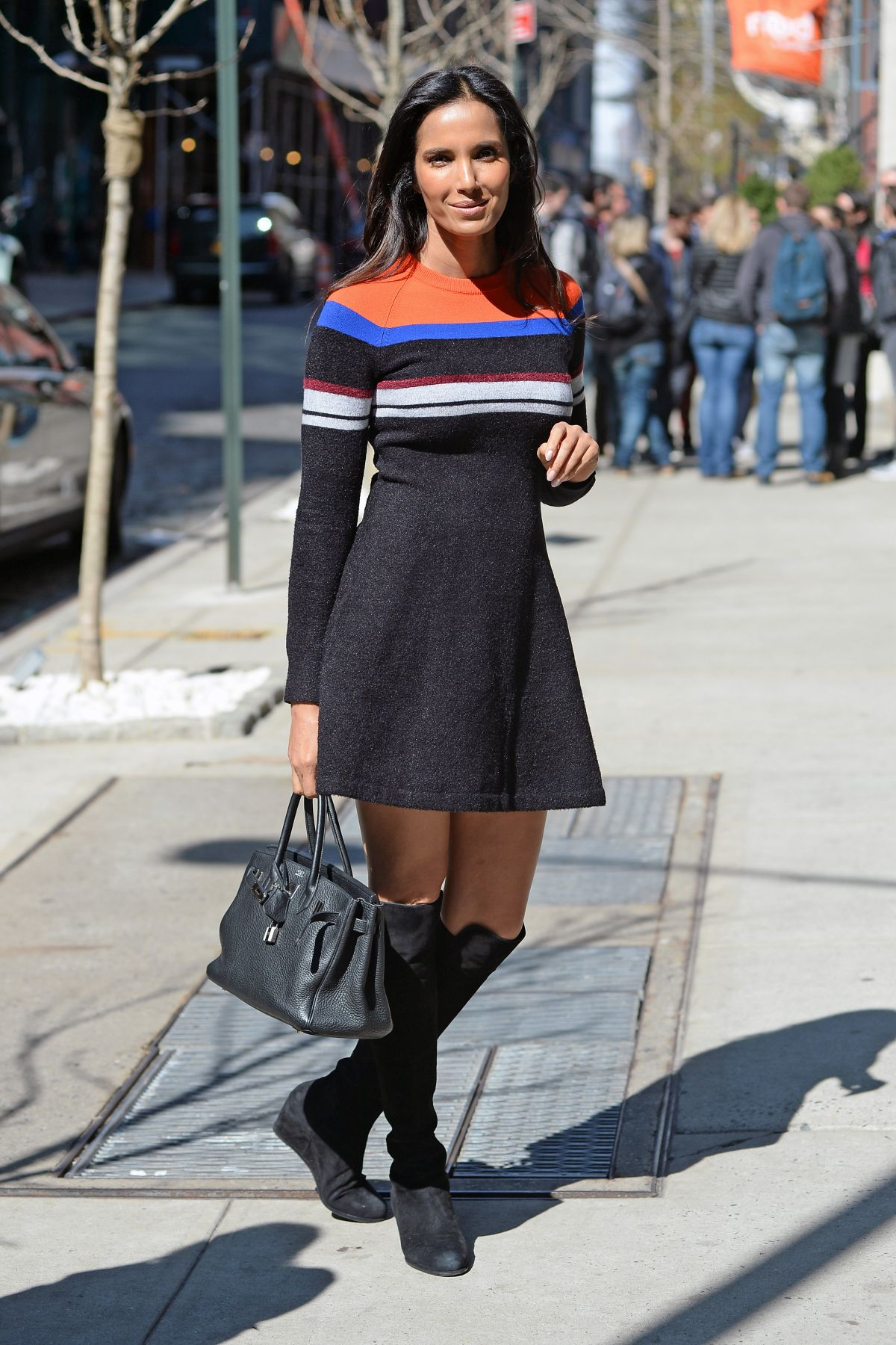 Padma Lakshmi Out And About In New York 04 11 2016