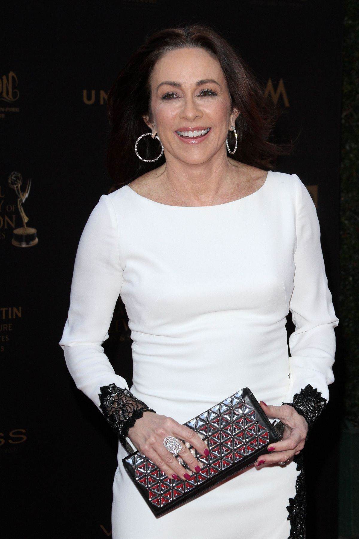 PATRICIA HEATON at 43rd Annual Daytime Creative Arts Emmy Awards in Los Angeles 04/29/2016