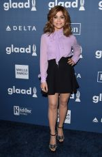 PAULA ABDUL at 27th Annual Glaad Media Awards in Beverly Hills 04/02/2016