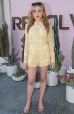 PEYTON LIST at Rat Revolve House at Coachella 04/16/2016