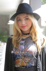 PEYTON LIST at Rebecca Minkoff and Smashbox Lunch in Palm Springs 04/16/2016