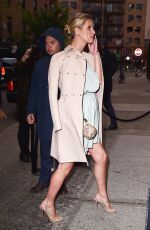 Pregnant NICKY HILTON at